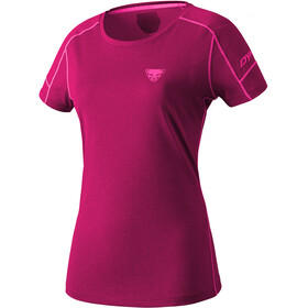 Dynafit Transalper SS T-shirt Damer, pink